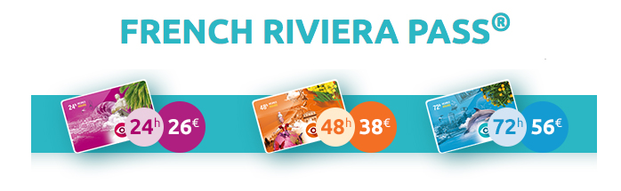 French Riviera Pass offering discounts in Nice