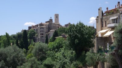 St.-Paul-de-Vence seen during a ssUNNYdays Prestige Travel tour